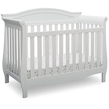 Amazoncom Delta Children Lancaster 4 In 1 Convertible Baby Crib