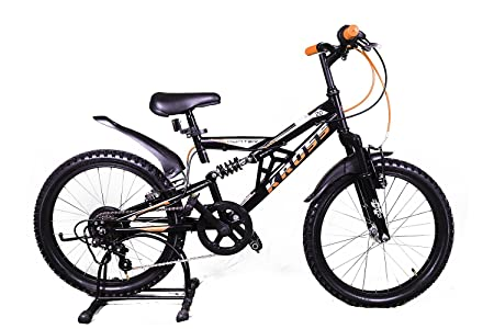 Kross Hunter 6S DS 20 quot; Black Steel Unisex Recreation Cycle Road Bikes