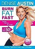 Denise Austin - Fat-Burning Dance Mix [DVD]