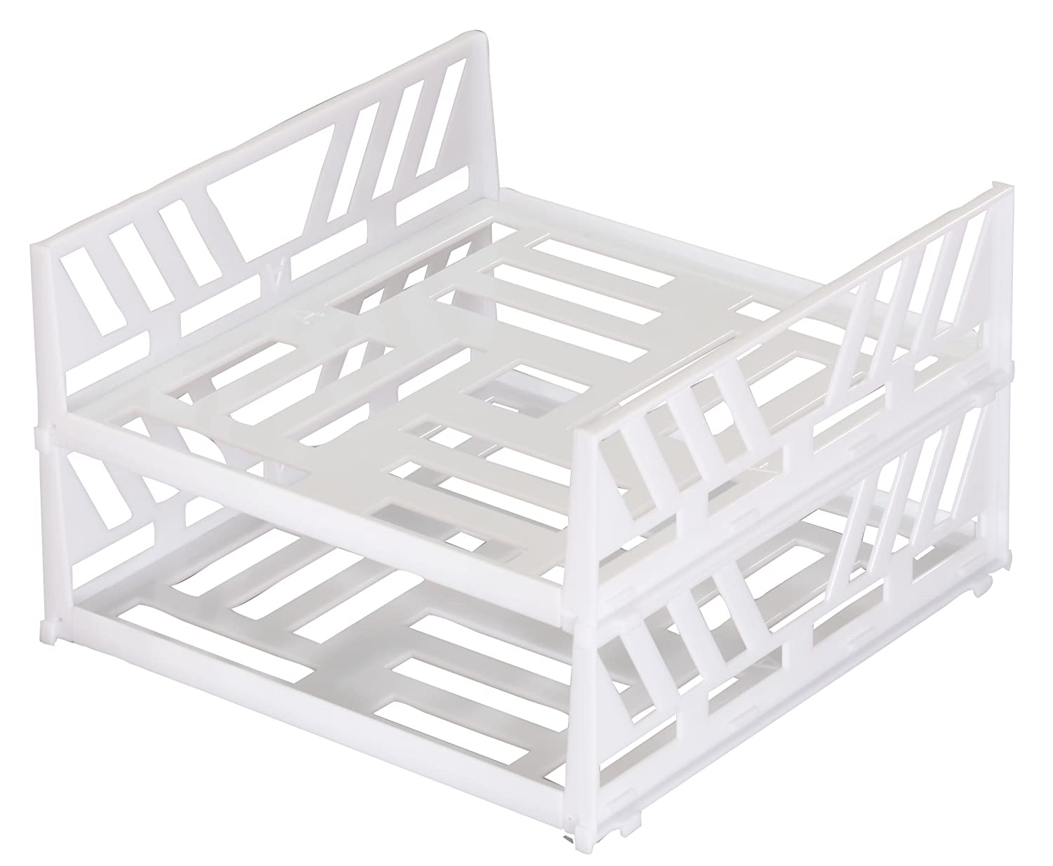 Awesome Stackable Freezer Shelves Set Of 2 By Jumbl Amazon Ca Interior Design Ideas Gentotryabchikinfo