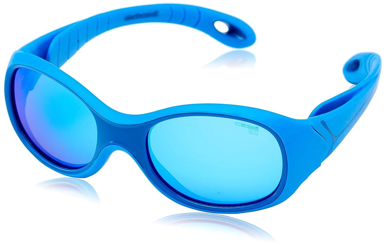 Cébé Skimo gafas de sol Mixta niño, azul: Amazon.es ...