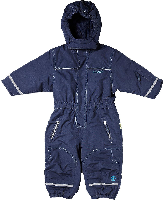 Schneeanzug blau Schneeoverall Ski-Overall CARETEC CELAVI-Wassersäule 5000