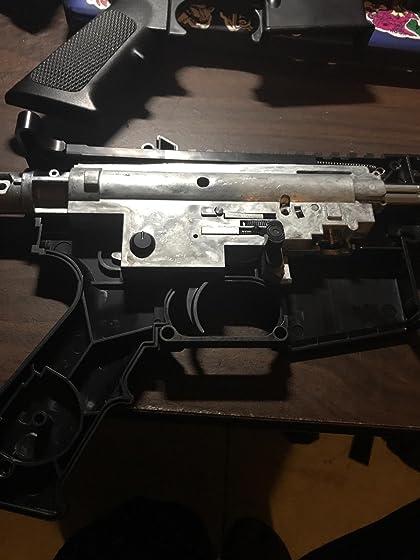 SteelForce .177 Caliber Steel BB Airgun Very short life
