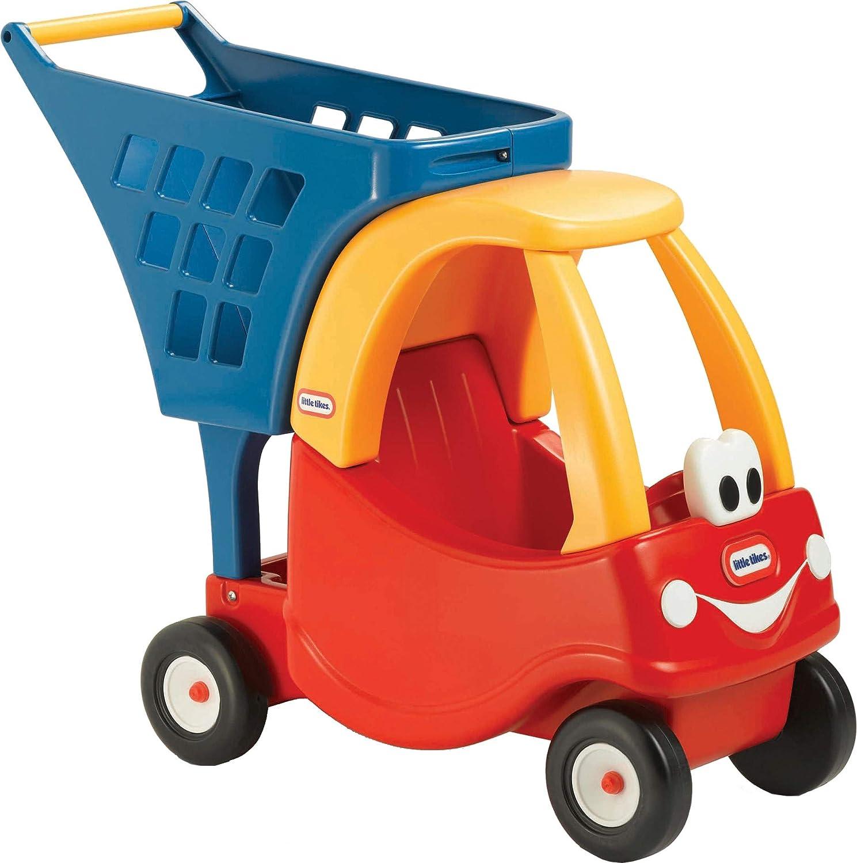 Little Tike 618338E3 - Carro de la Compra de Juguete