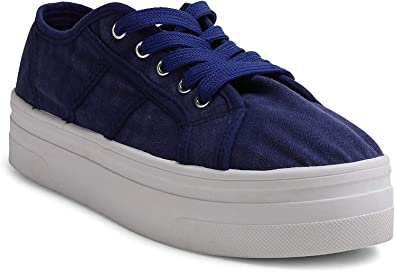 Basejump Casual Canvas Lace-Up