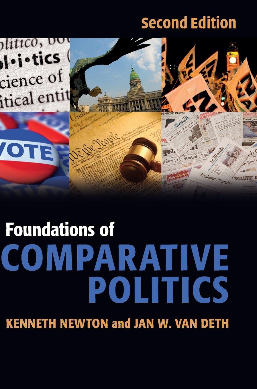 Foundations of Comparative Politics (Cambridge Textbooks in Comparative Politics) by Cambridge University Press