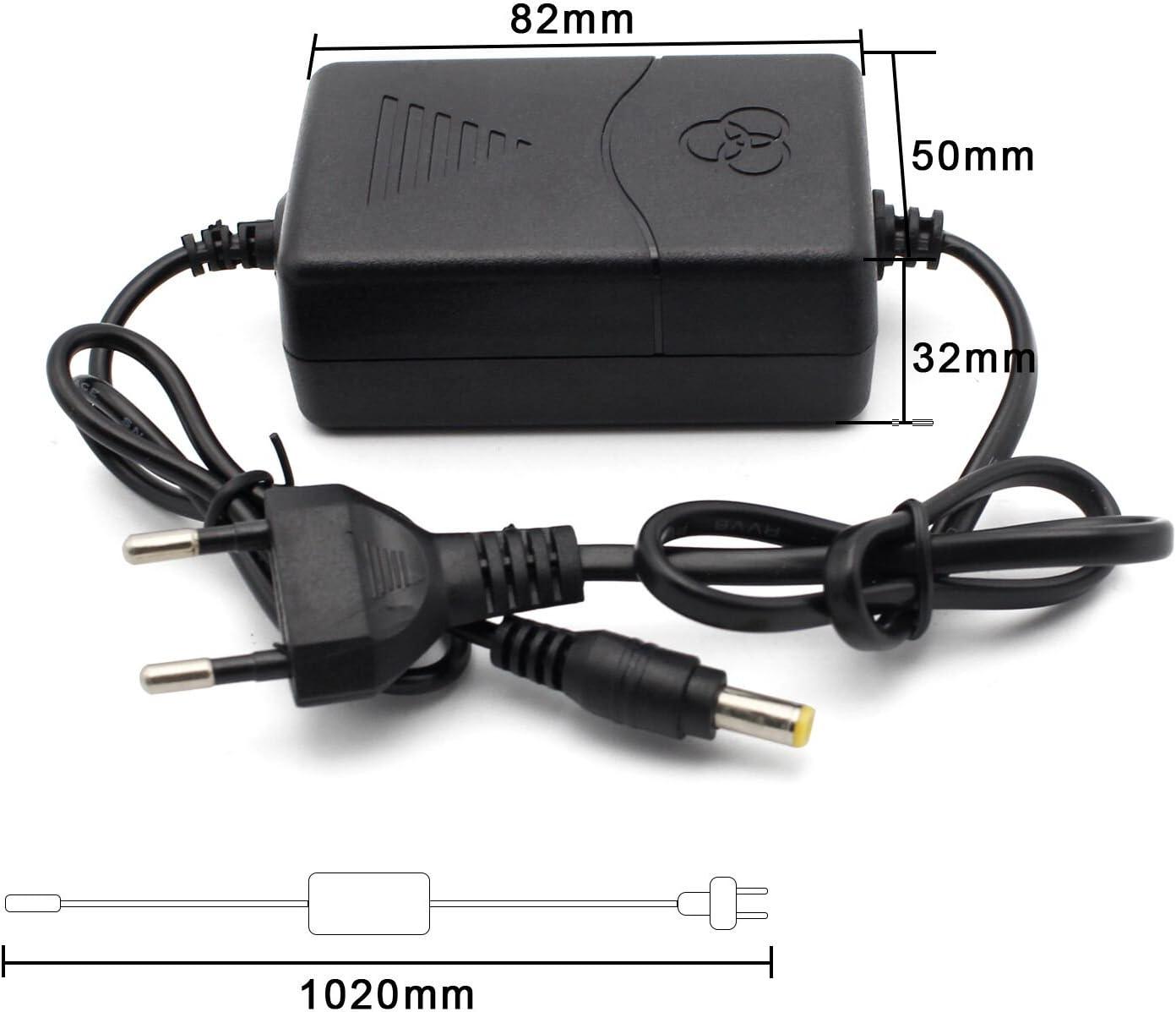 LED IR Scheinwerfer,LED IR-Strahler,IR-Strahler Licht /Überwachungs Nachtsicht f/ür /Überwachungskamera CCTV 60/°10W Scheinwerfer+Netzteil