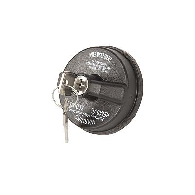 Omix-ADA 17726.17 Gas Cap, Locking for 2003-current Jeep Wrangler TJ/LJ/JK/JKU/JL/JLU/JT: Automotive