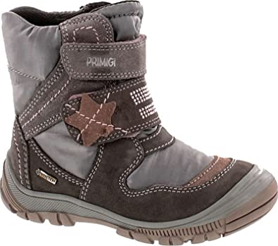 grey girls boots