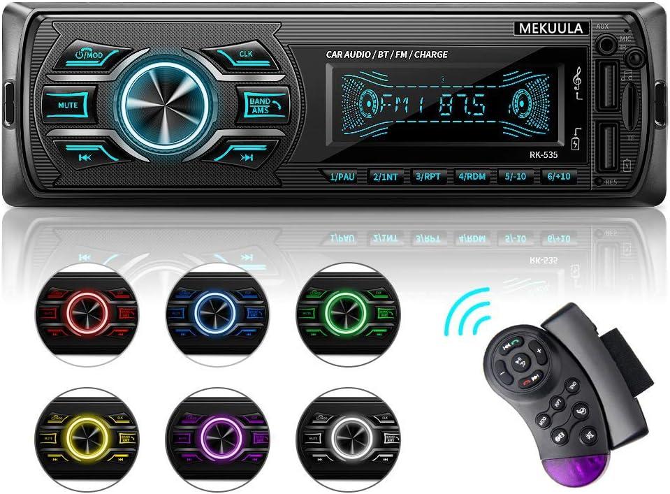 Autoradio Mit Bluetooth Freisprecheinrichtung Elektronik