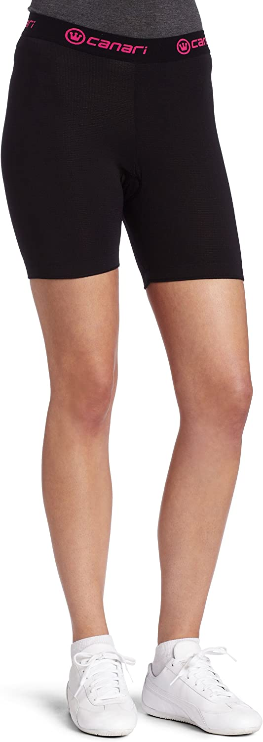 Canari Cyclewear Womens Gel Cycle Liner Padded Cycling Brief