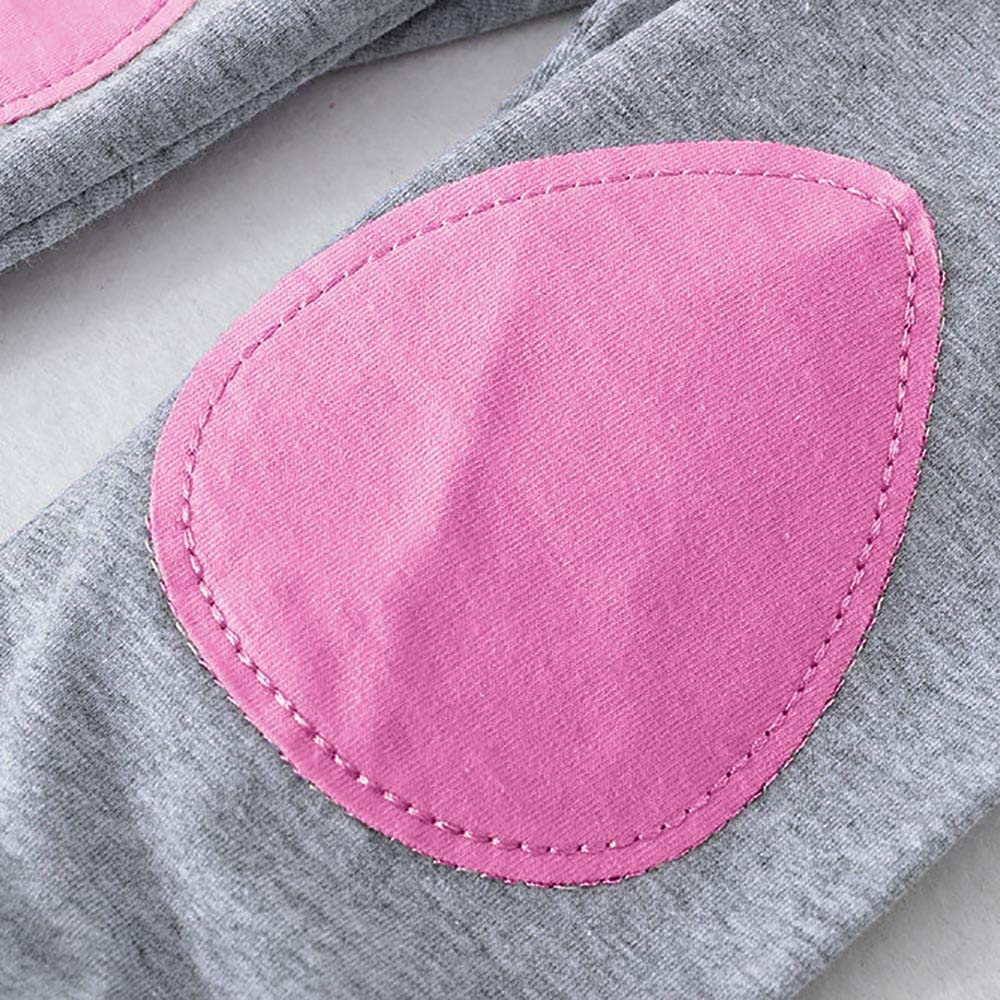 Pants Outfits Kleidung Set Flauschige Warme Kleidung Kleidung Set 0~3 JahrePwtchenty Baby Kleidung 2 St/ücke Winter Neugeborenes Baby Jungen Bekleidungsset Langarm