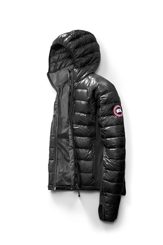 (カナダグース) CANADA GOOSE メンズ HyBridge Lite Hoody Men's Style # 2703M [並行輸入品] B076F6X4NK XL Black/Graphite Black/Graphite XL