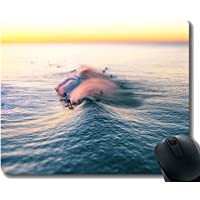Yanteng Gaming Mouse pad,Wave Ocean Wave Shift Photography Mouse mat