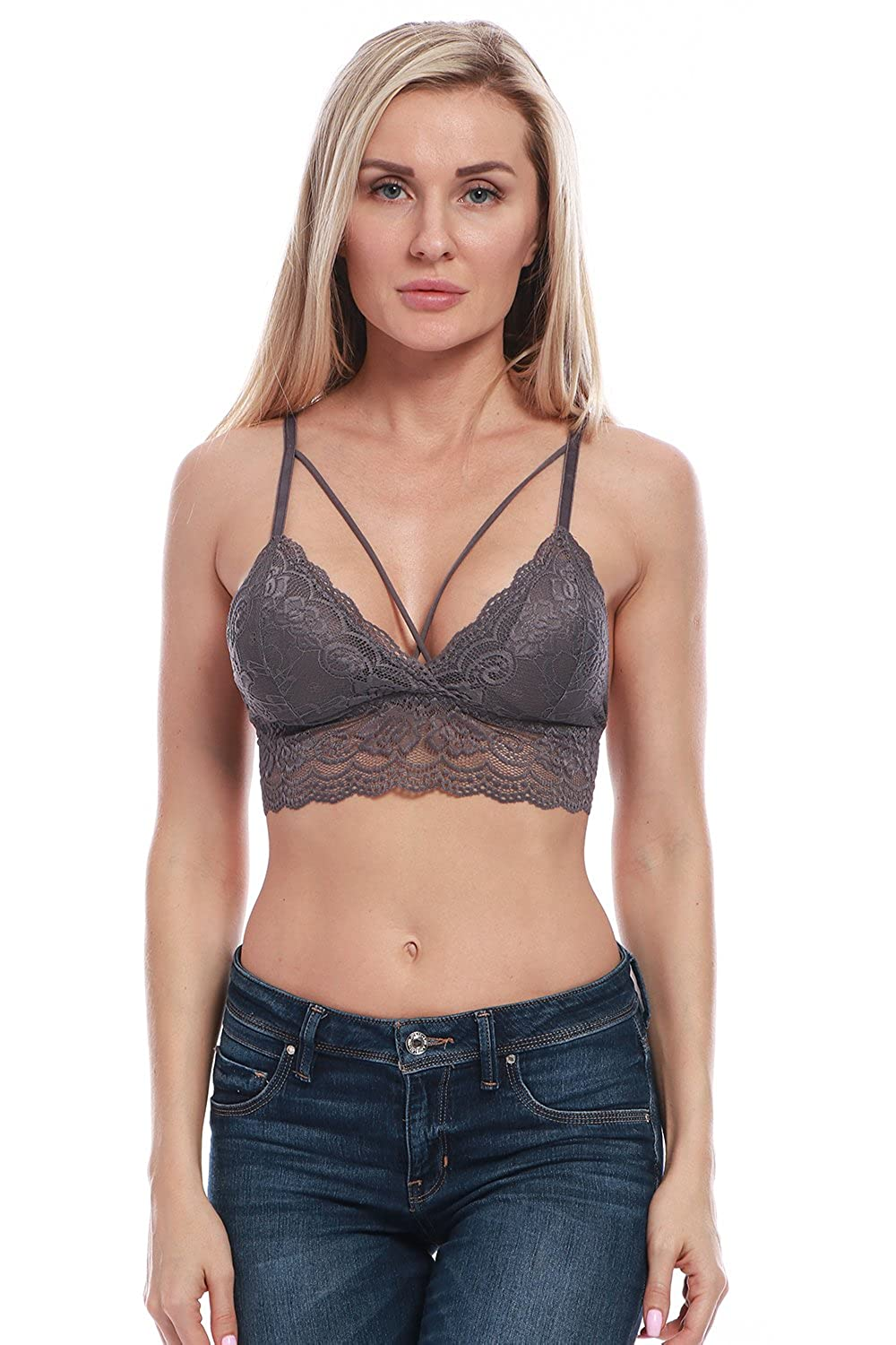 15e3d0ec2f2 Top 10 wholesale Black Cross Bralette - Chinabrands.com