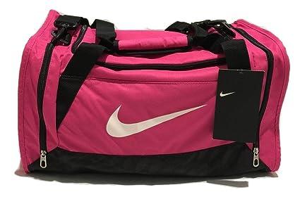 Nike Brasilia Duffel Bag formación Bolsa de Deporte Gimnasio ...