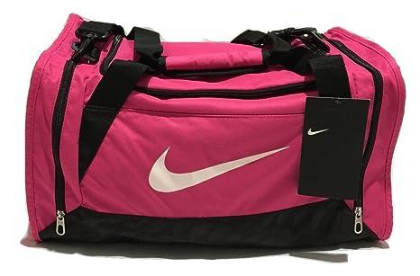 a9728d0849 Nike Brasilia Borsone Allenamento Sport Borsone Palestra Borsa da Viaggio  Piccolo – -Rosa