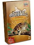 Asmodee - Desafios de la Naturaleza: Carnivoros, juego educativo (307)