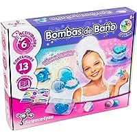 Science4you-5600983608634 Bombas de Baño para Niños +8 Años