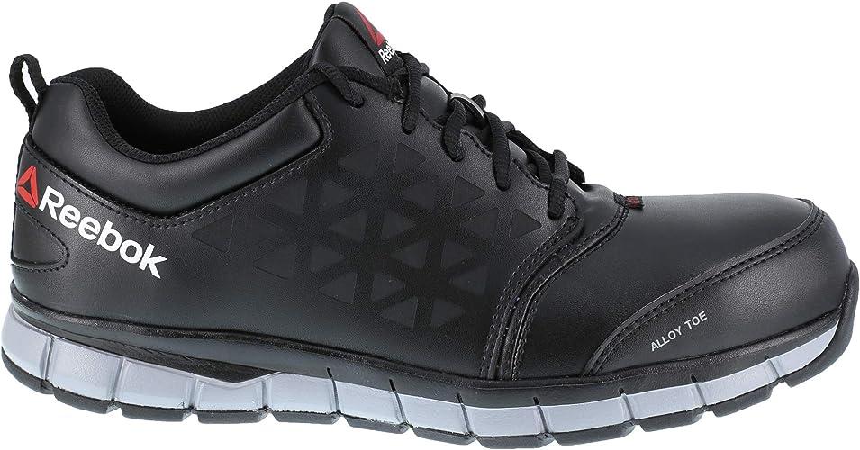 Además buffet Violar  Amazon.com: Reebok Sublite Cushion Work - Zapatillas deportivas para hombre  (aleación): Shoes