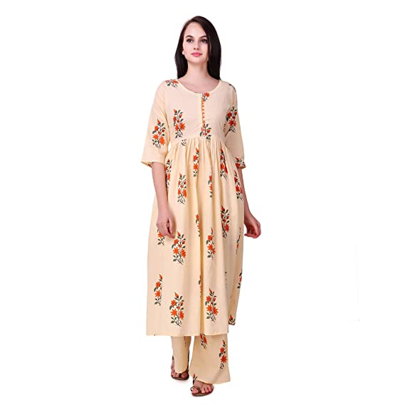 bba8ae98c Generic Cotton Salwar Suit  Amazon.in  Clothing   Accessories