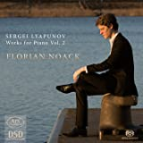 Sergei Lyapunov: Works for Piano /Vol.2
