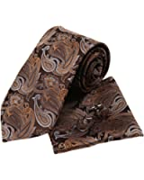 YA-BC-B.04 Multi-colors Mens Silk Neck ties Best Selection for Wedding By Y&G