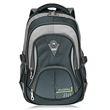 759a114161e64 Limirror Schulrucksack Schulranzen Schultasche Sports Rucksack  Freizeitrucksack Daypacks Backpack für Mädchen Jungen   Kinder Damen Herren