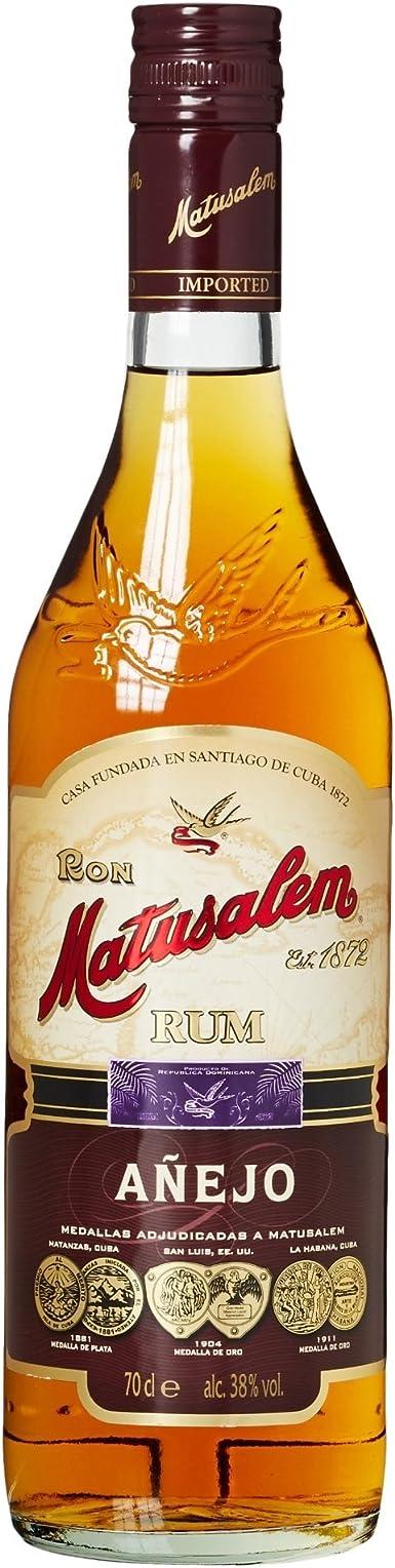 Matusalem Añejo Ron -700 ml: Amazon.es: Alimentación y ...