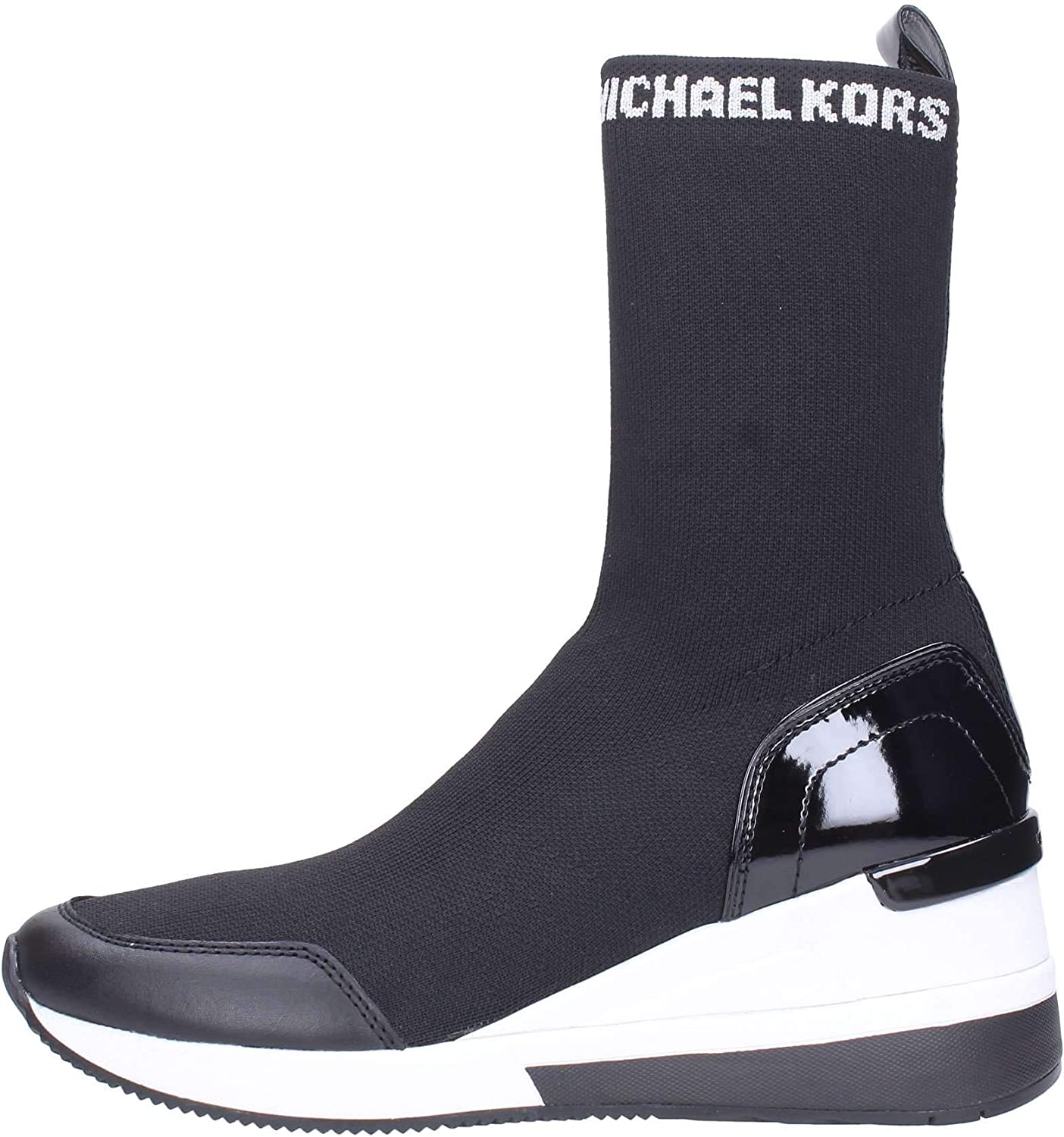 Michael Kors Grover Knit Bootie Boots