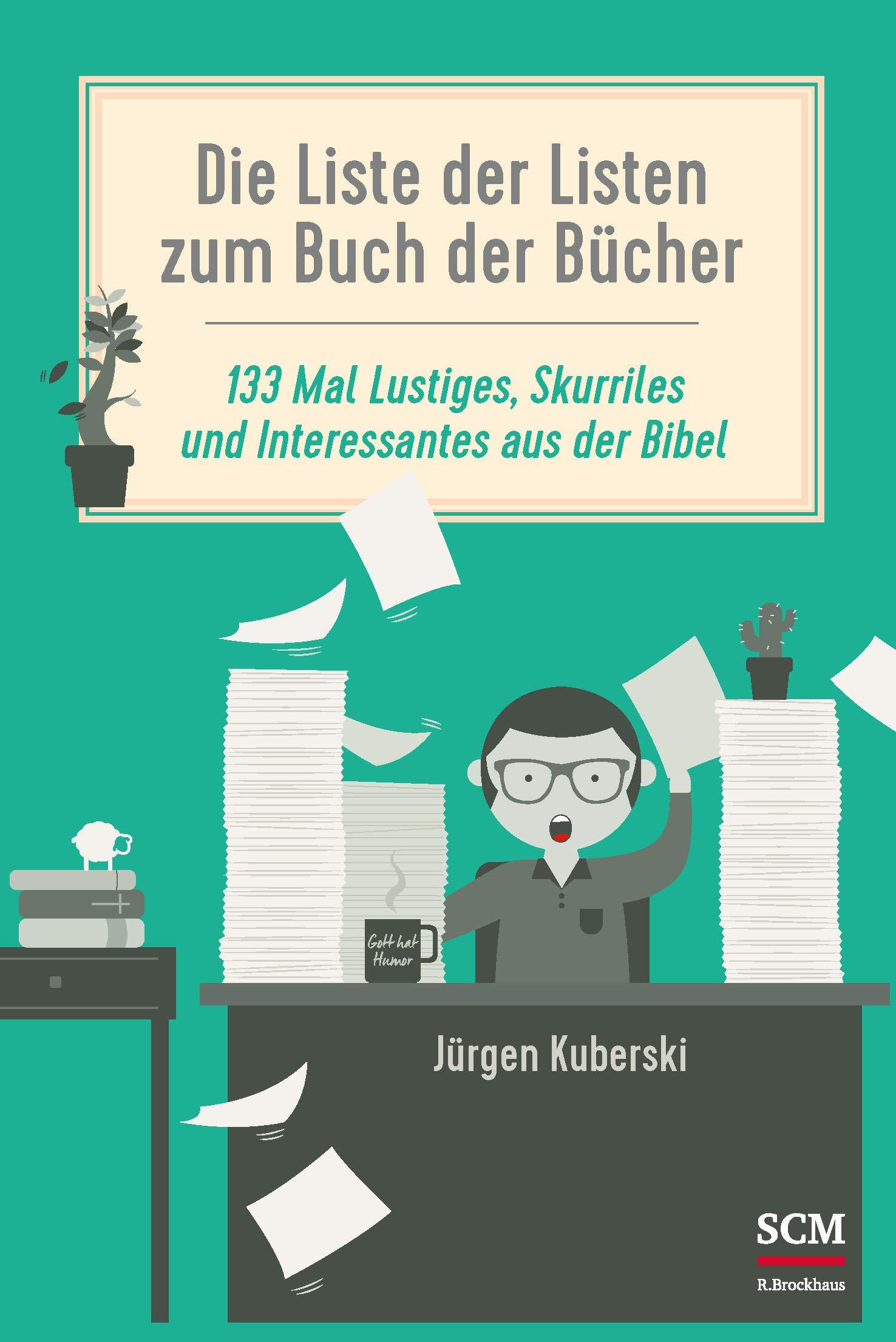 Die Liste Der Listen Zum Buch Der Bucher 133 Mal Lustiges
