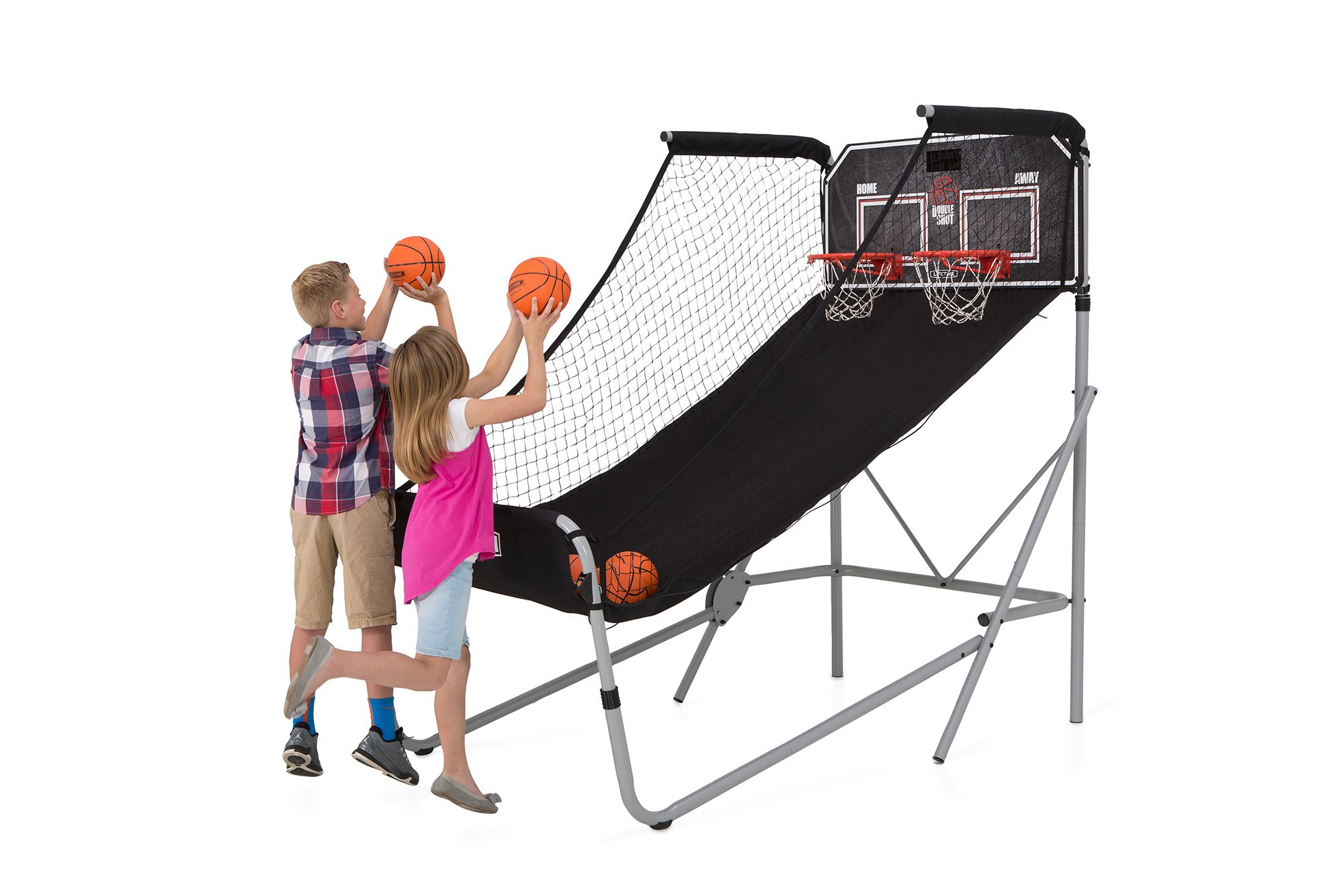 Lifetime 90648 Double Shot Arcade Basketball System by Lifetime