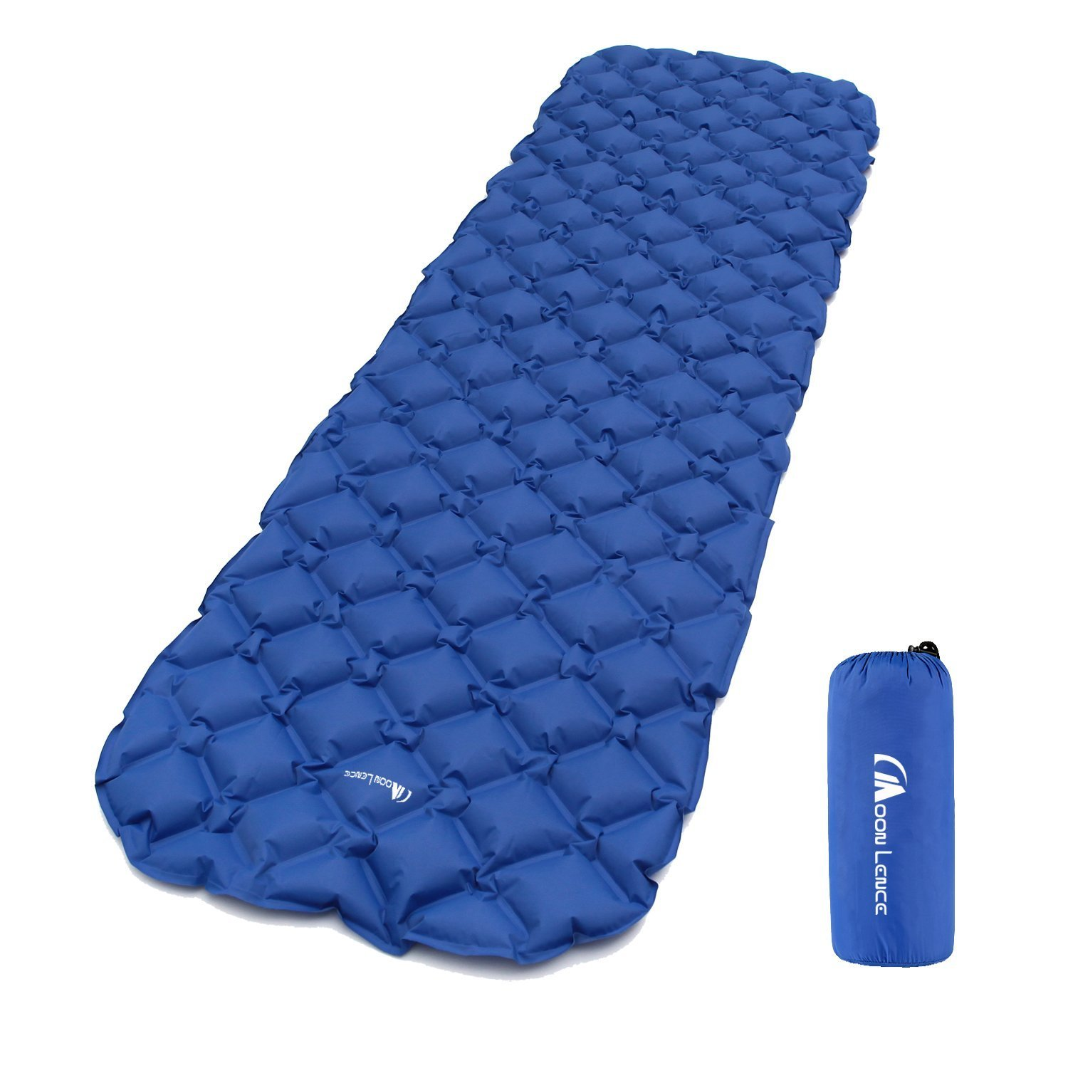 wwww Camping air cushion-Blue
