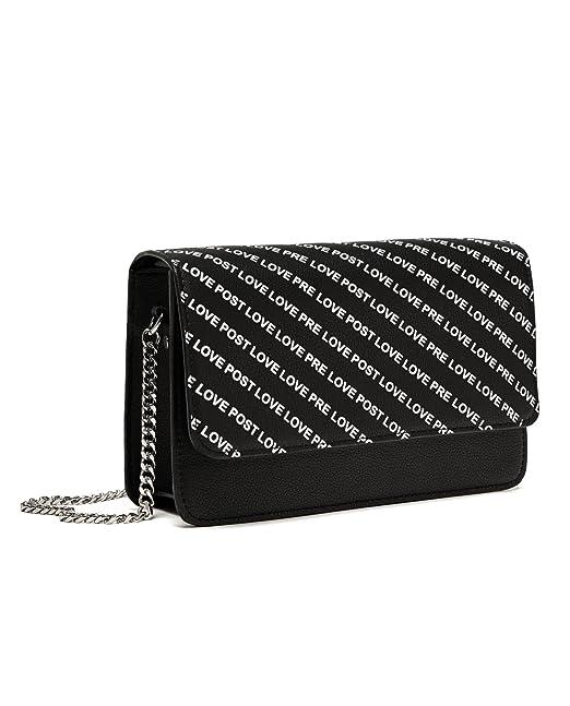 Zara - Bolso mochila de Poliéster para mujer Negro negro M: Amazon.es: Ropa y accesorios