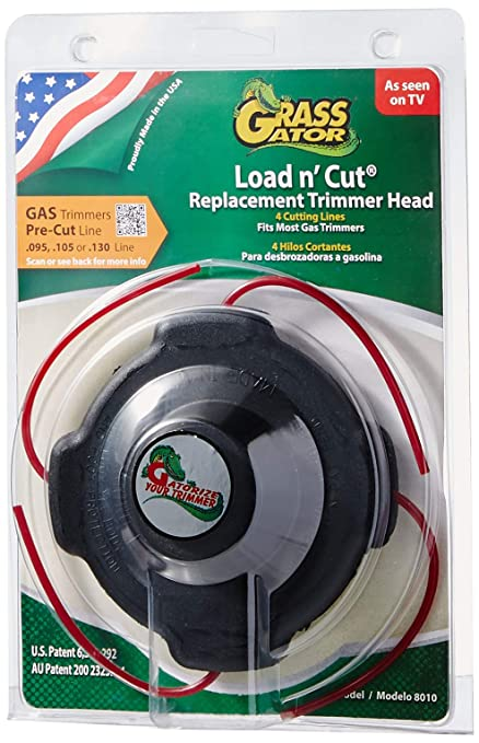 amazon com grass gator 8010 load n\u0027 cut replacement string trimmer