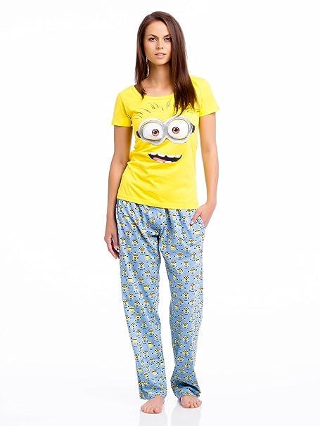 Minions Dave Pijama Amarillo/Azul XS