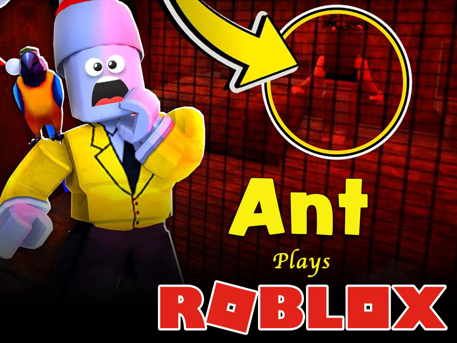 Amazon com: Watch Clip: Ant Plays Roblox | Prime Video