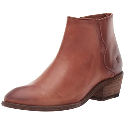 Frye Women's Carson Piping Bootie Ankle Boot | Ankle & Bootie