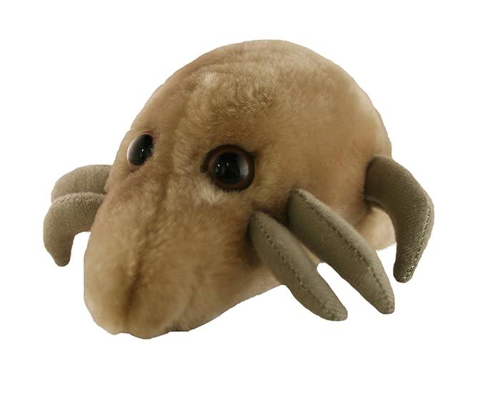 GIANTmicrobes Zombie Virus (Pithovirus sibericum) by GIANTmicrobes: Amazon.es: Juguetes y juegos