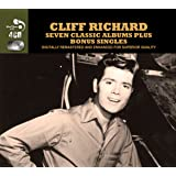 7 Classic Albums Plus Bonus Singles [Audio CD] Cliff Richard