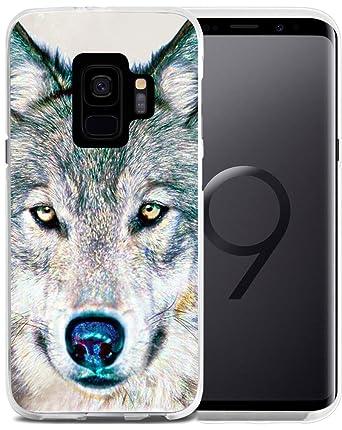 samsung s9 case wolf