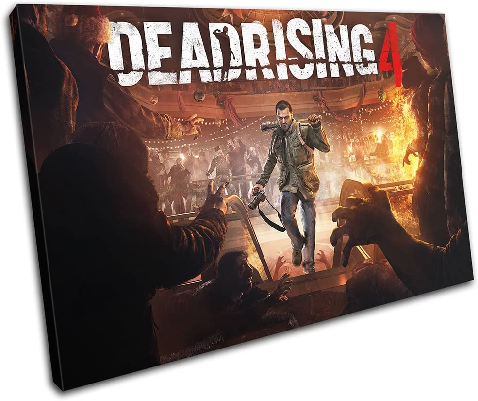Bold Bloc Design - Dead Rising 4 XBOX ONE PS4 PC Gaming 60x40cm ...
