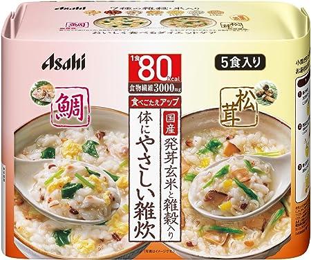 リセットボディ体にやさしい鯛&松茸雑炊5食入
