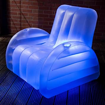 Luna Chair Starlite Inflatable LED Chair