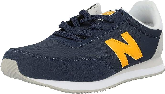 New Balance 720 Navy/Chromatic Yellow