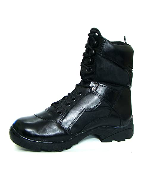 933fef149531 new latest fashionable MEN S BLACK CASUAL GHATAK BOOTS WITH GENUINE LEATHER  SHOES (10)…