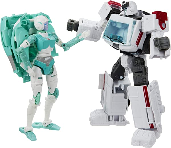 Transformers Generations War for Cybertron Galactic Odyssey Collection Paradron Medics 2-Pack