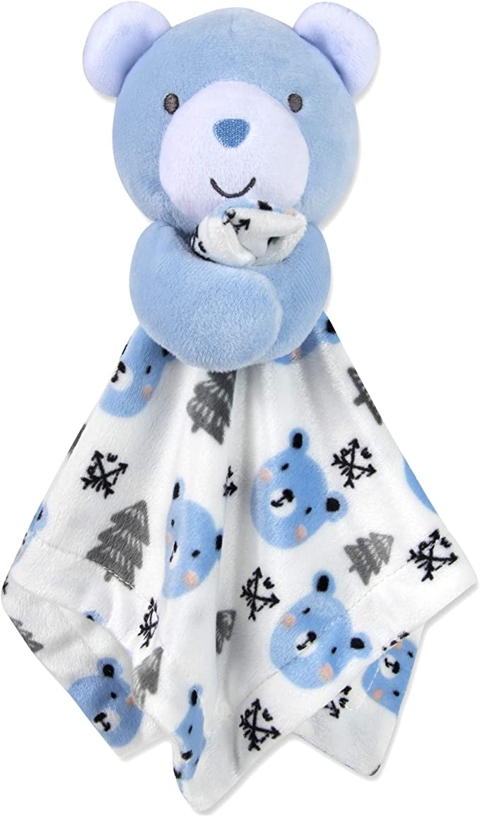 lovey blanket baby blanket Minky Blanket pre order Wild Flower Minky Binky Blanket baby lovey binky clip