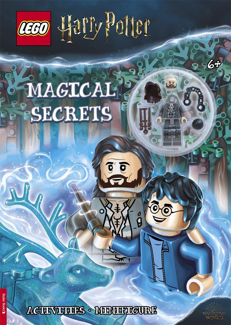 LEGO® Harry Potter™: Magical Secrets: Amazon.es: AMEET ...