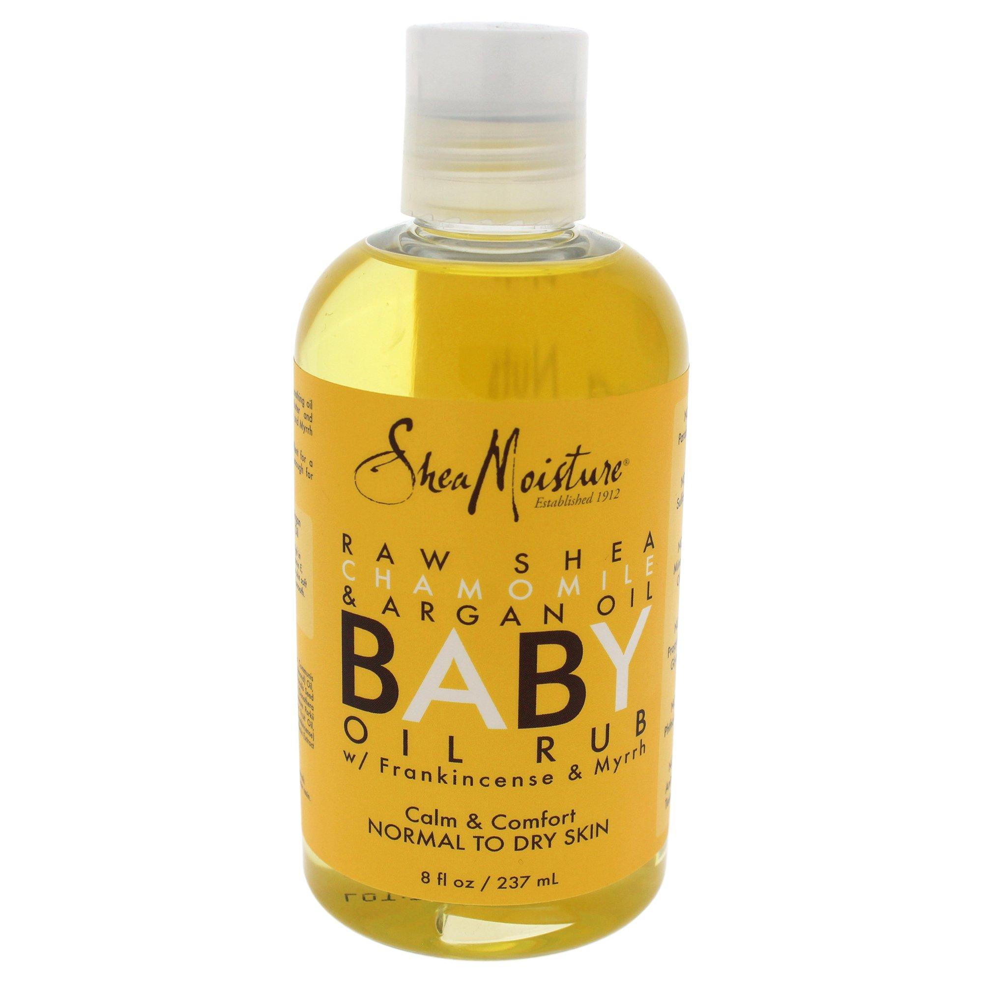 shea moisture white baby